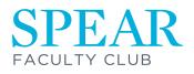 Speak Faculty Club logo