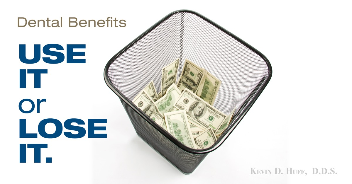 What Happens To My Insurance Benefits If I Don't Use Them By The End Of The Year?